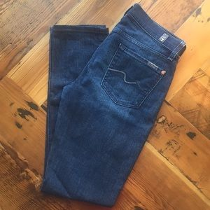 Women's 7 For All Mankind Roxanne Ankle Jeans 26